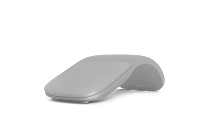 Surface Arc Mouse (Light Grey)