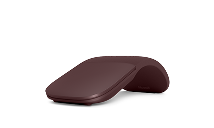 Surface Arc Mouse (Burgundy)