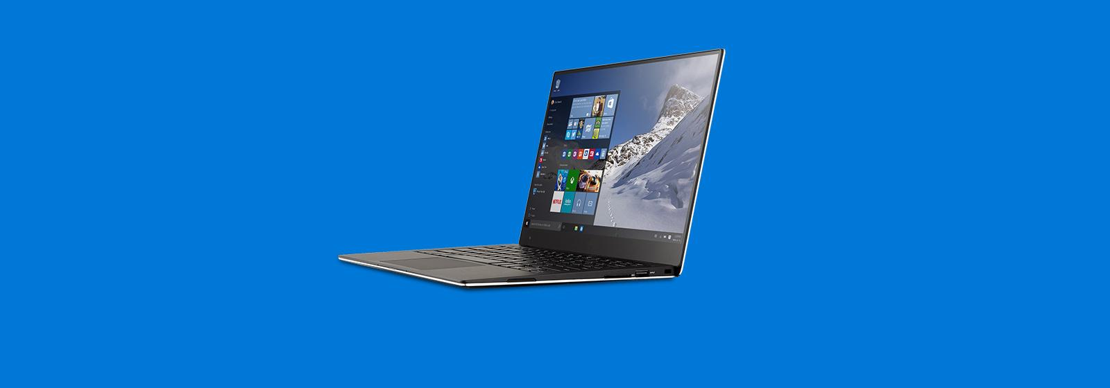 Windows 10 идва. Научете повече.