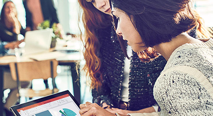 Get up to standard with Microsoft 365
