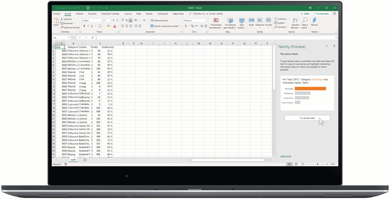 Umela Inteligence V Excelu Na Konferenci Ignite Byly Dnes