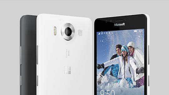 Lumia 950, køb nu