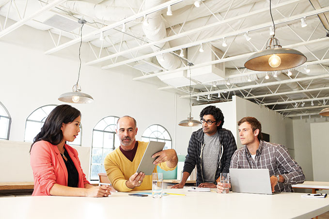 Find din partner til Microsoft-regnskabsprogrammer online