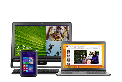 PCs und Tablets