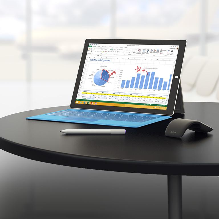 Das Tablet, das Ihren Laptop ersetzen kann.