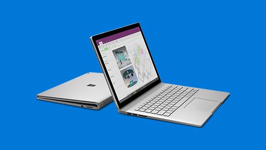 Zwei Surface Books, jetzt kaufen