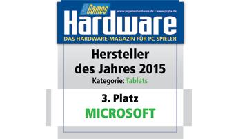 Hardware Platz Microsoft