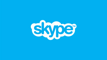 Bildsymbol Skype