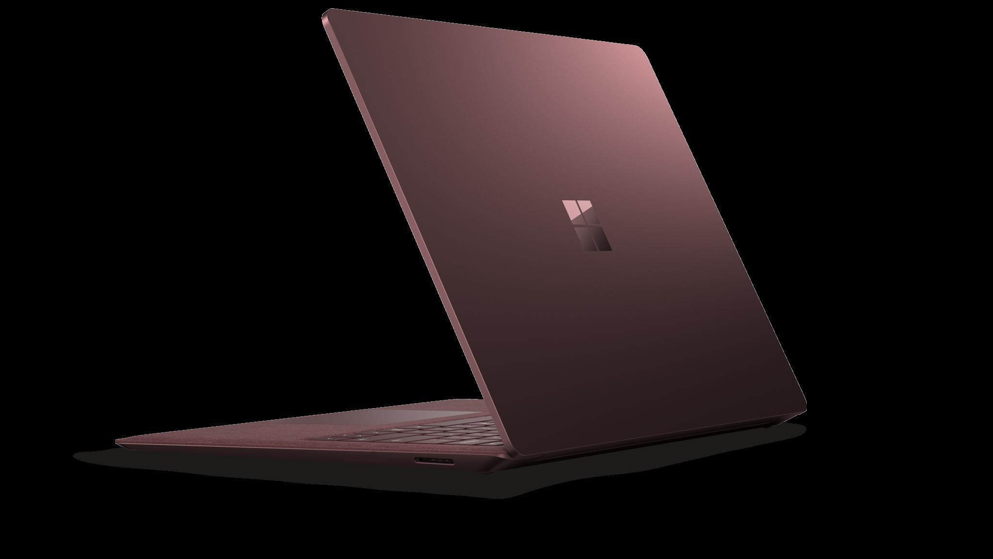 Surface Laptop 2 – Seitenansicht
