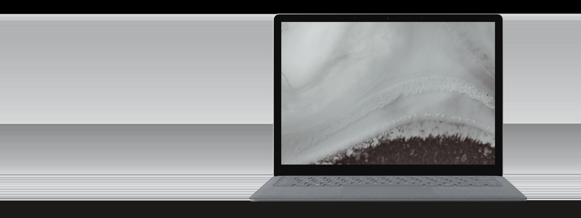 Surface Laptop 2 – Platin Grau