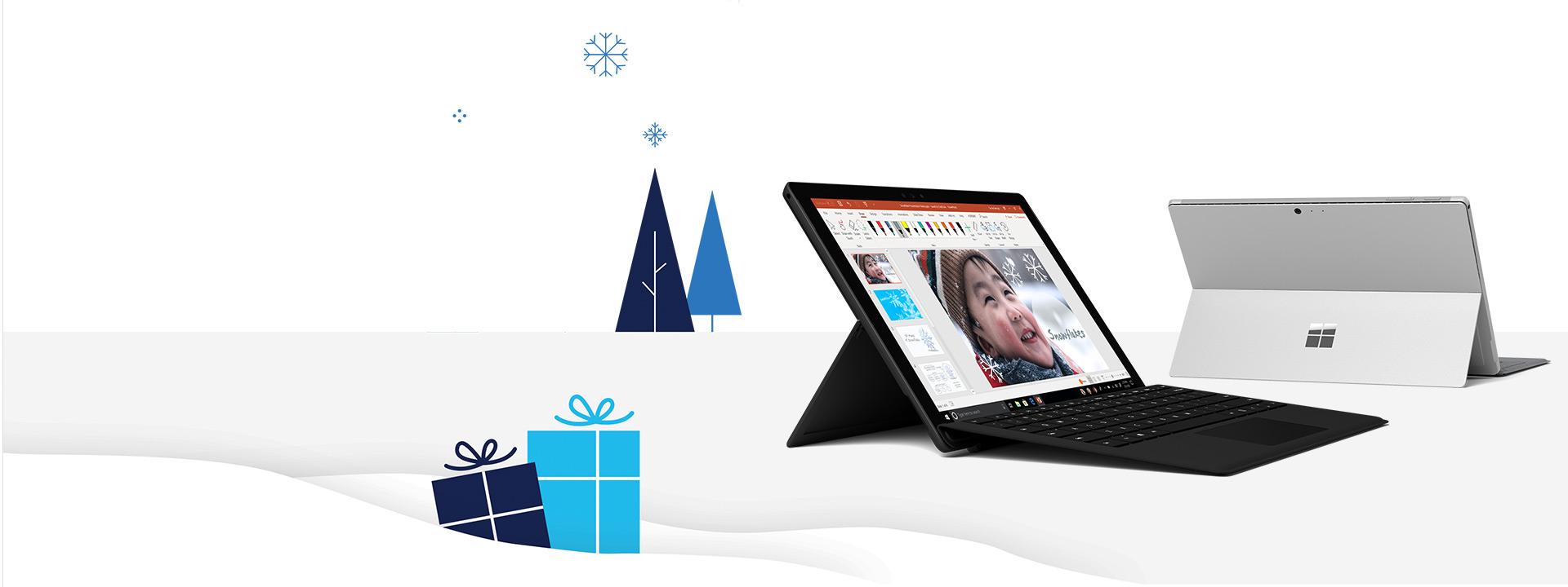 Sorgen Sie mit dem neuen Surface Pro 6 für Begeisterung