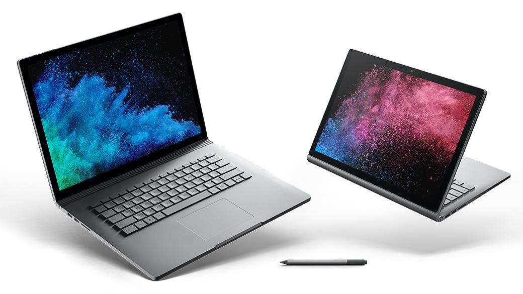 Surface Book 2-Laptop