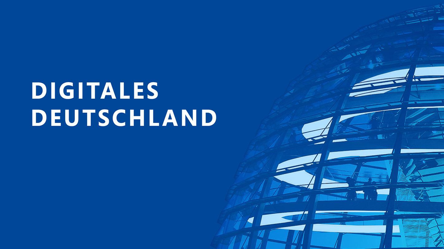 Digitales Deutschland mit Staatssekretär Dr. Markus Richter