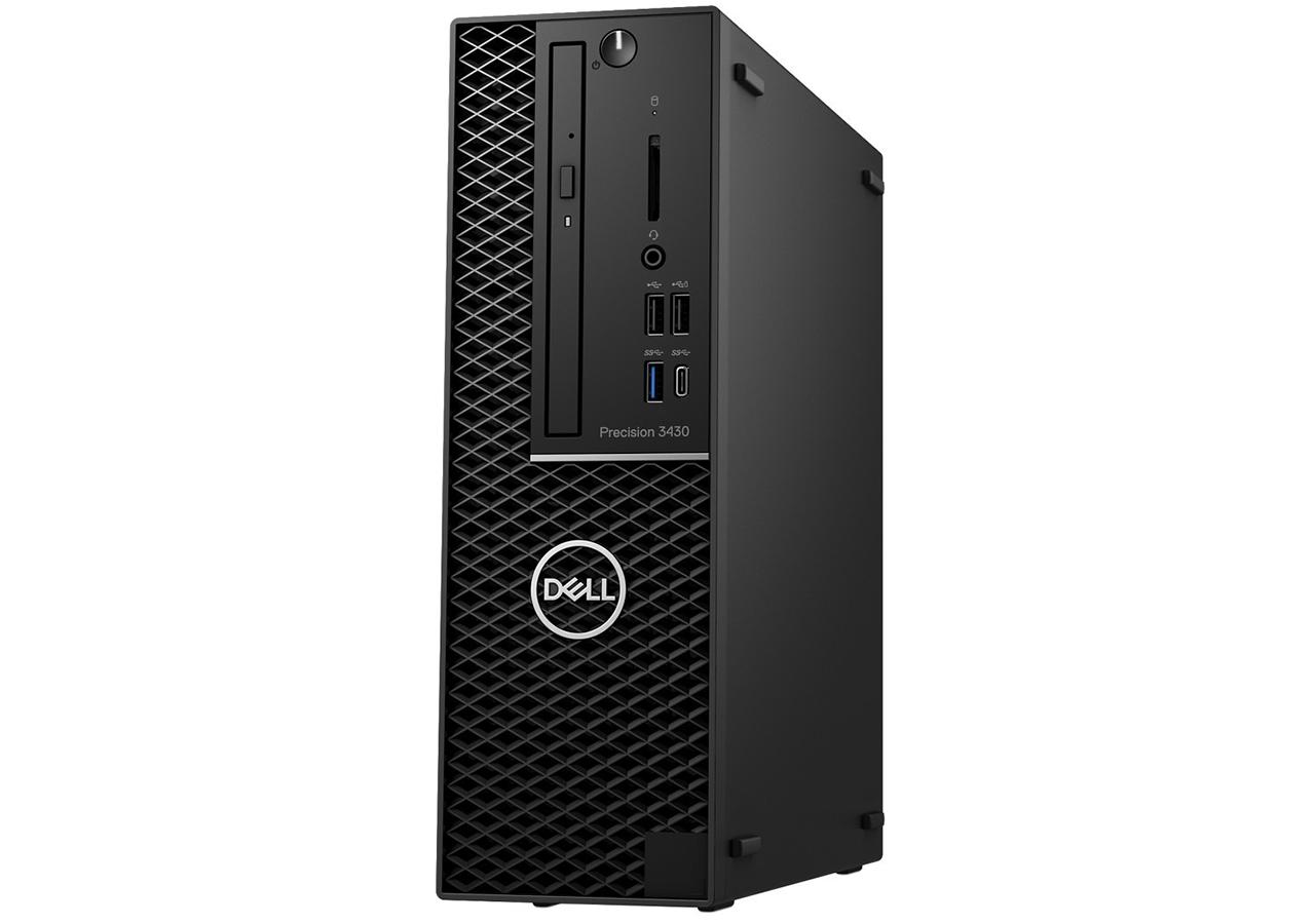 Abbildung mit Dell Precision 3430