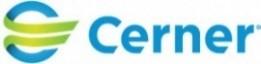 Das Cerner-Logo.