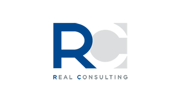 Real Consulting logo