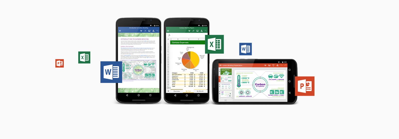 Learn about free Office apps for your Android phone and tablet.
