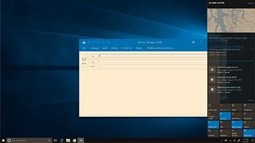 Night light blue light reduction on PCs