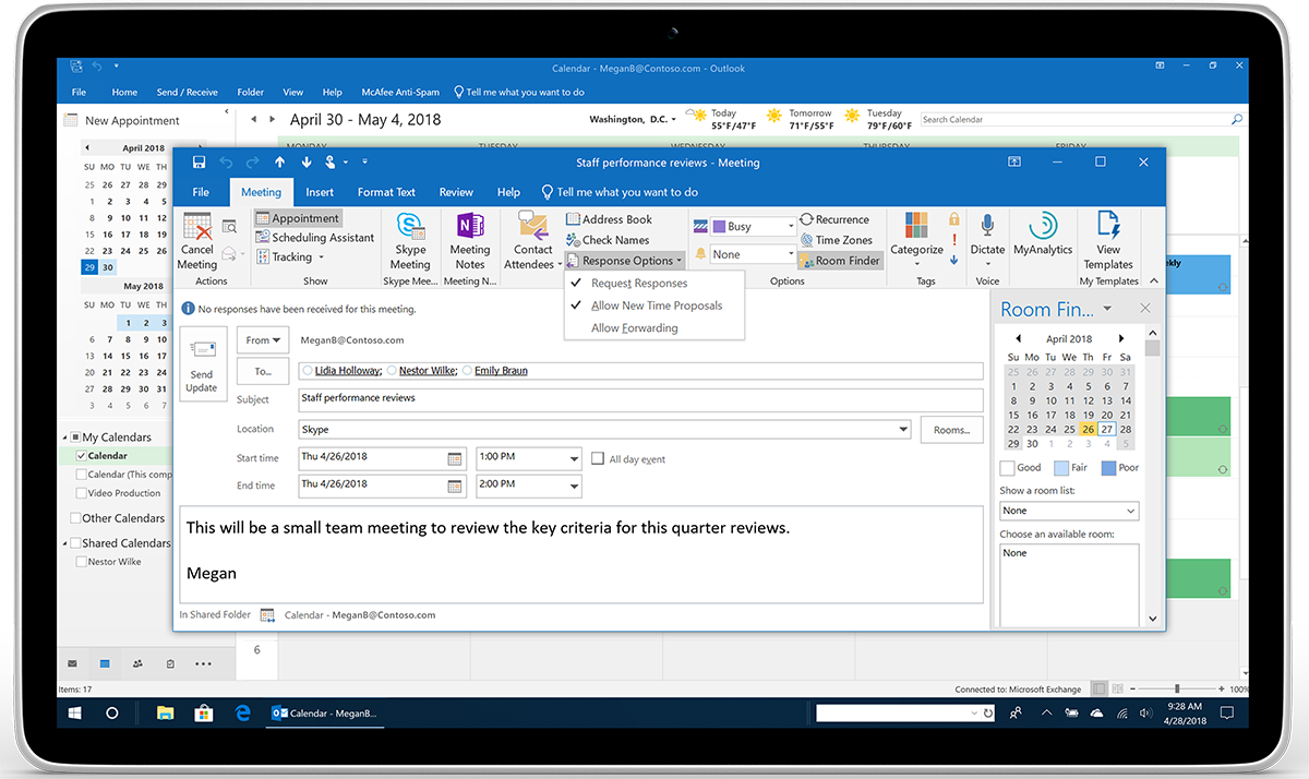 Microsoft Outlook 2018 For Sale