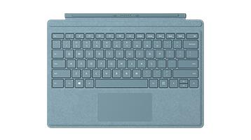 Surface Pro Signature Type Cover Aqua Blue