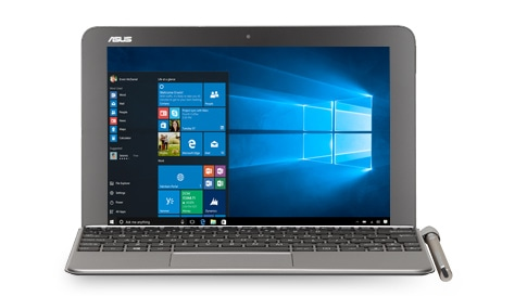 ASUS T102 Transformer with Windows 10 Home