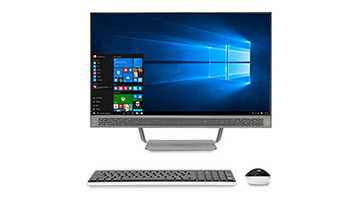 Windows 10 all-in-ones and desktops