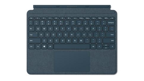 Surface Go Signature Type Cover Cobalt blue