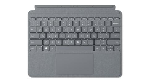 Surface Go Signature Type Cover Platinum