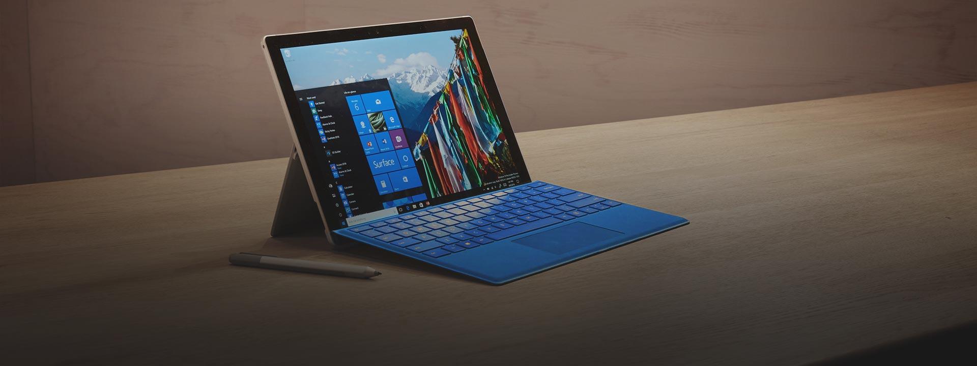 Surface Pro 4, shop now