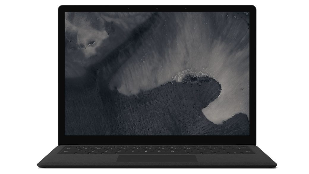Black Surface Laptop 2