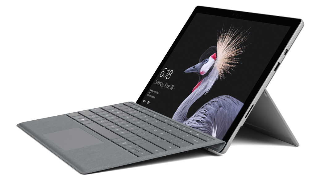 Platinum Surface pro