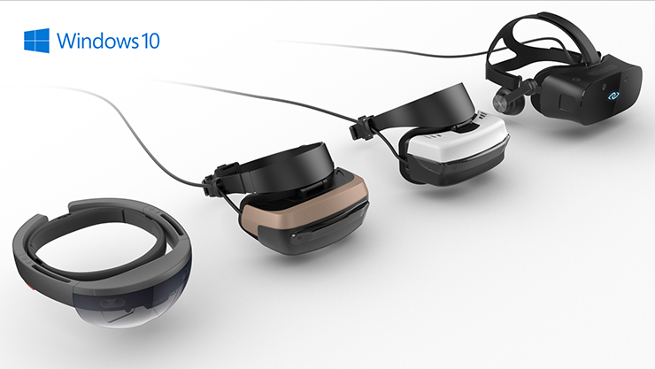Windows VR headsets