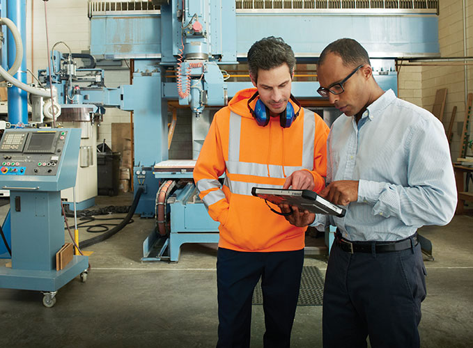 erp solutions for manufacturing