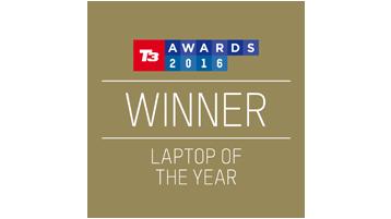Microsoft laptop award