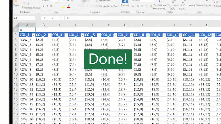 An animated image shows the LOOKUP function in Excel.