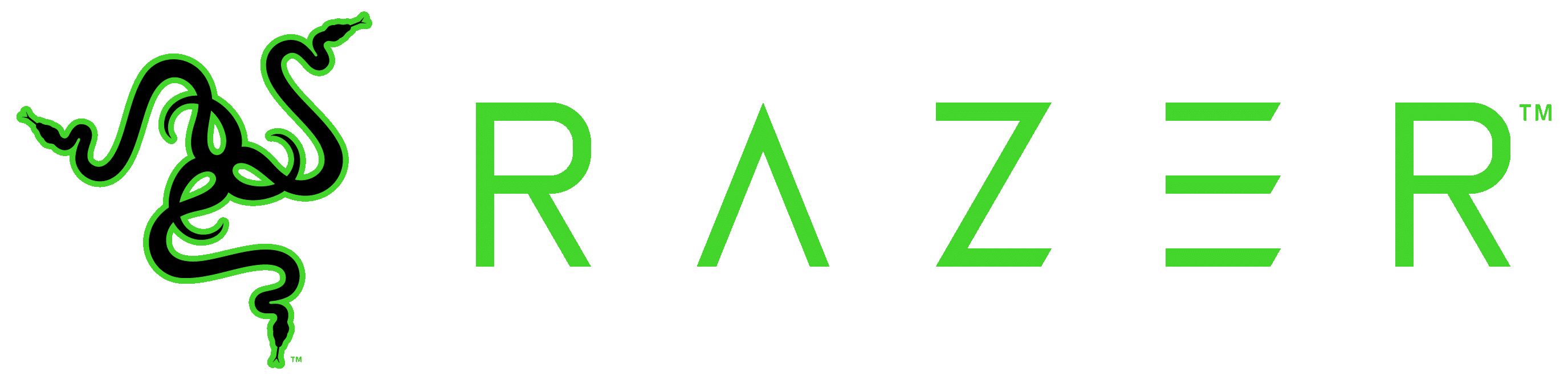 The Razer logo.