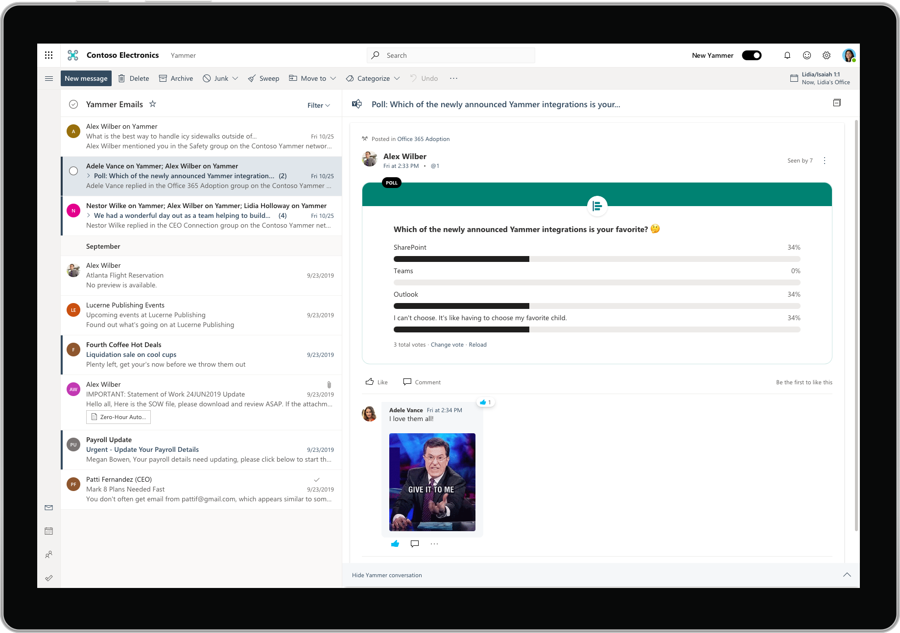 Improve virtual meetings and bring consultations online—here's what's new to Microsoft 365 in March