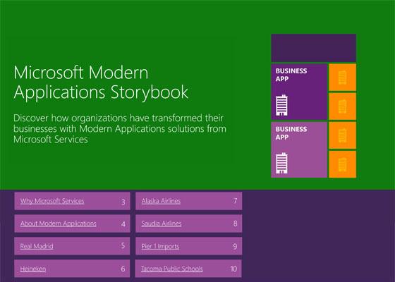 More Modern Application customer stories