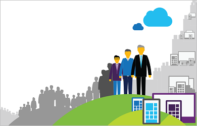 Making it easier to buy Microsoft products and services.