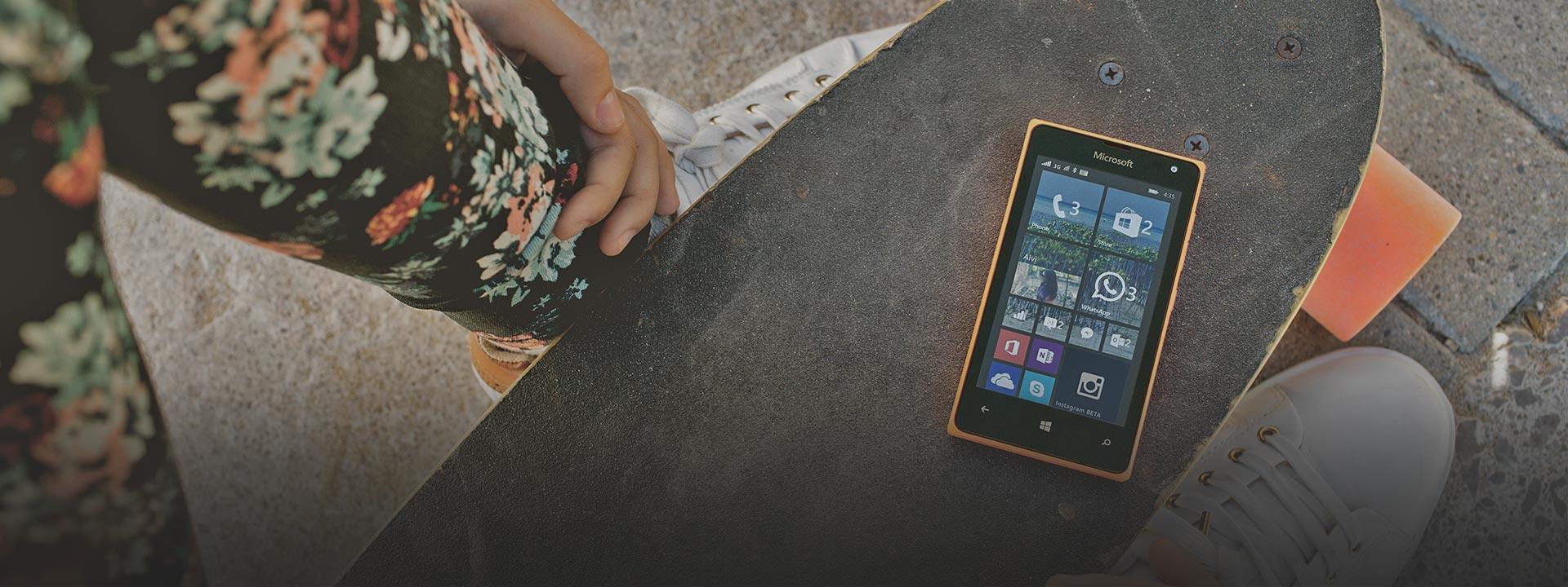 Lumia phone, learn more