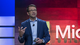 Play video, Judson Althoff Keynote