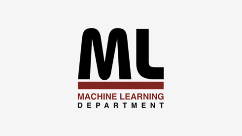 Machine Learning Department logo