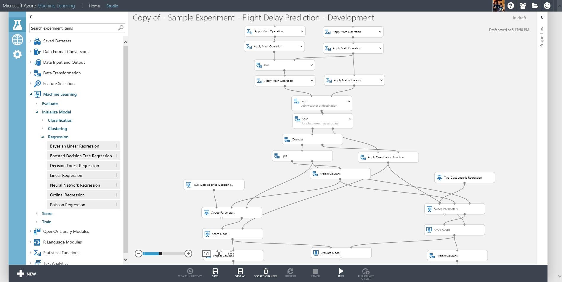 azure machine learning marketplace