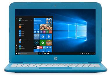 HP Stream x360 11