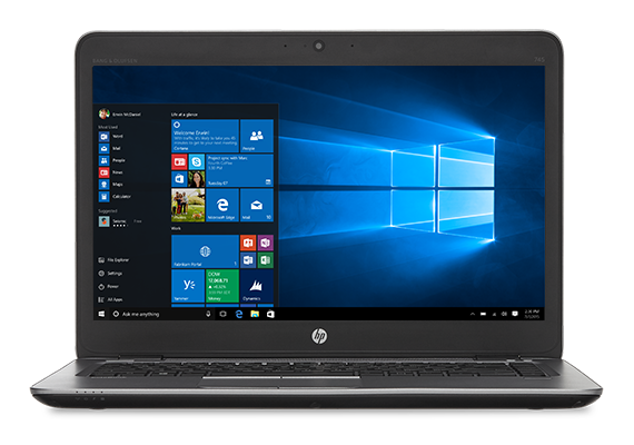 Hewlett-Packard EliteBook 745 G3