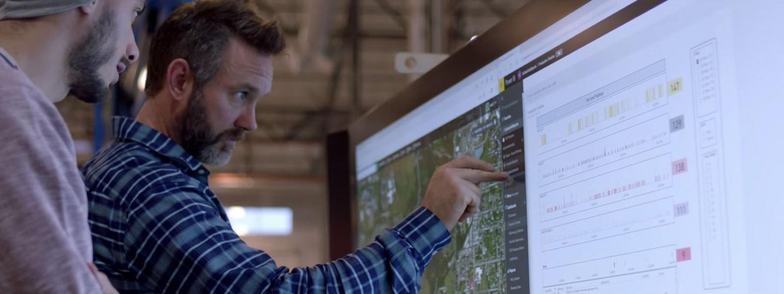 Microsoft Surface Hub | Surface Hub Origins.