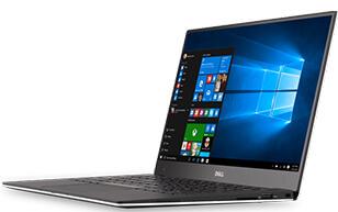Dell XPS 13 Core i7 laptop
