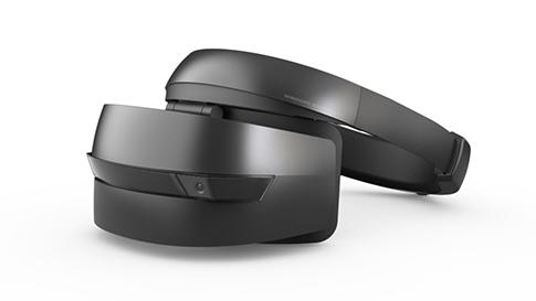 Windows Mixed Reality head-mounted displays (HMDs)
