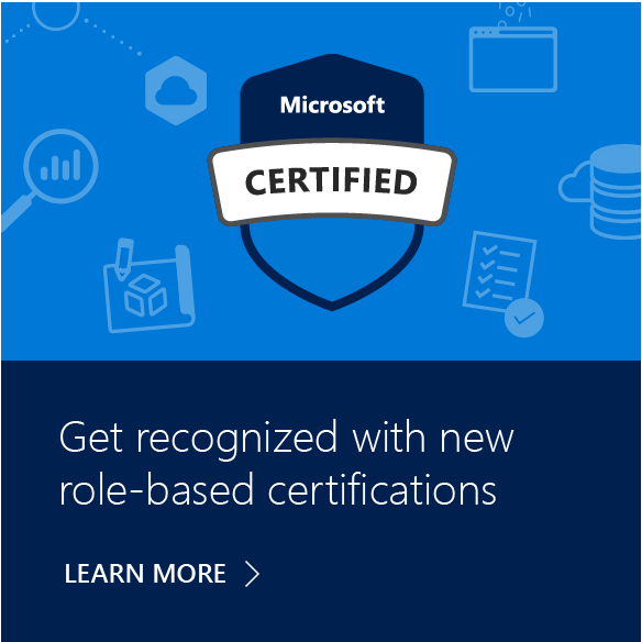Microsoft Azure Certification Exams Microsoft Learning