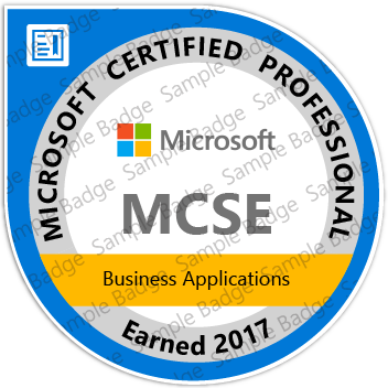 MCSE: Business Applications Certification | Microsoft